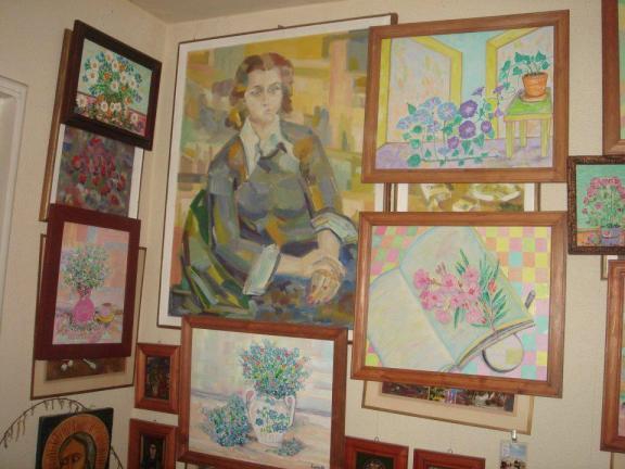 portret si altele