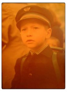 portret prima zi de scoala