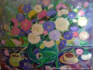 tablou culori si pasiunea pt flori 12