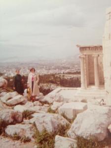 foto eu la Acropole