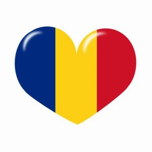 tricolor inima