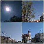 collage cer soare 13apr