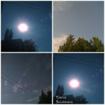 collage cer soare 3august